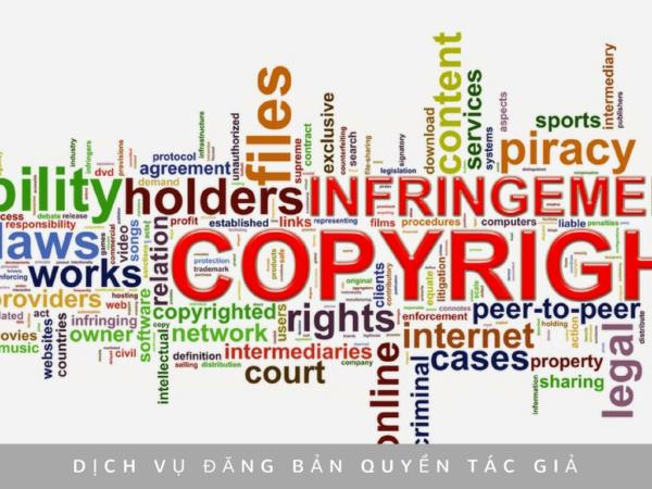 Dịch vụ đăng ký bản quyền bao bì sản phẩm giá rẻ