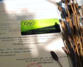 Thủ tục cấp giấy chứng nhận đủ điều kiện an toàn thực phẩm