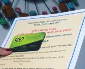 Điều kiện xin giấy an toàn thực phẩm cho cơ sở nước đá ở Tp HCM