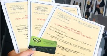 Điều kiện xin giấy an toàn thực phẩm cho cơ sở sản xuất