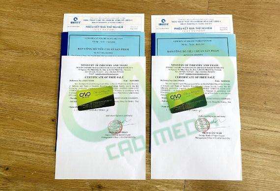 Dịch vụ xin các giấy phép cho cơ sở sản xuất tinh dầu
