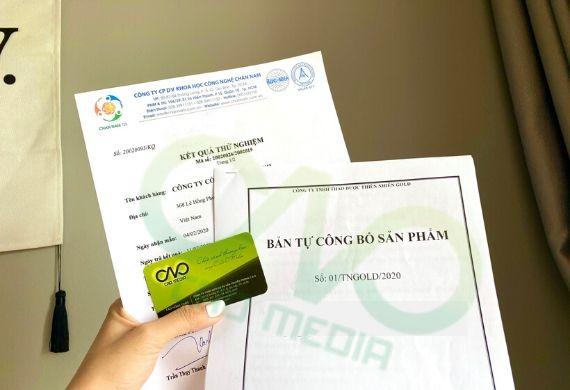 Hướng dẫn công bố chất lượng sản phẩm trà organic