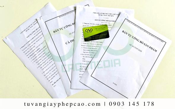 Công bố tiêu chuẩn chất lượng đường nâu