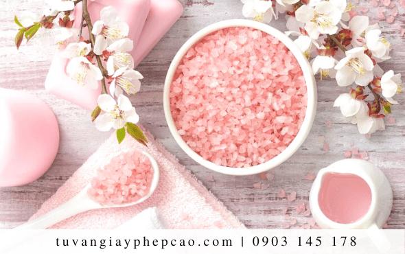 Tự công bố sản phẩm muối hồng Himalaya
