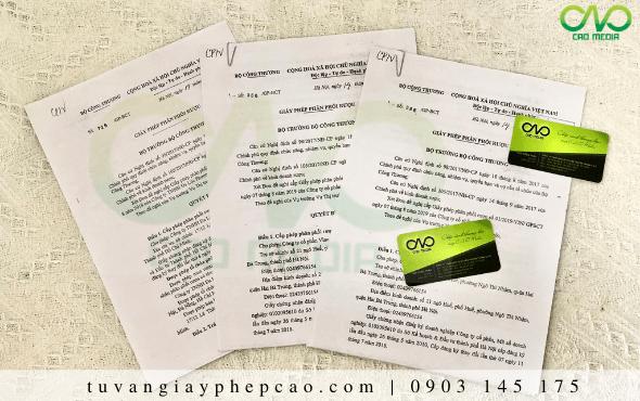 Dịch vụ làm giấy phép nhập khẩu rượu mới 2021 tại Việt Nam