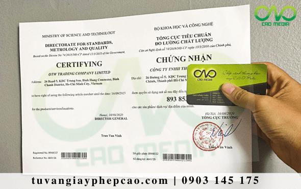 Dịch vụđăng ký mã số mã vạch sản phẩm gạo hữu cơ